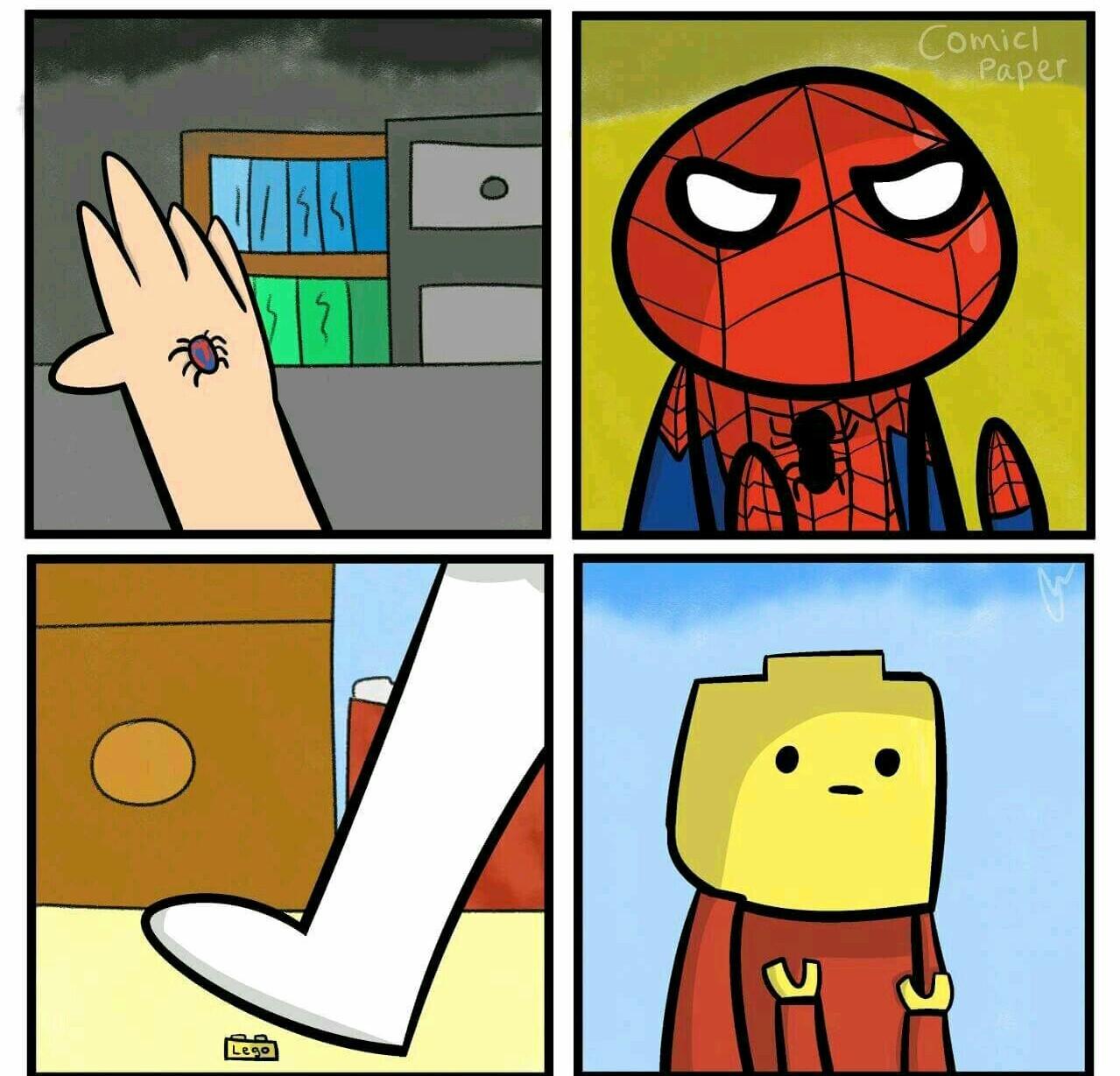 Legoman - meme