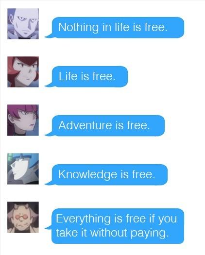 Free is wifi - meme