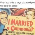 Ur mommie a commie