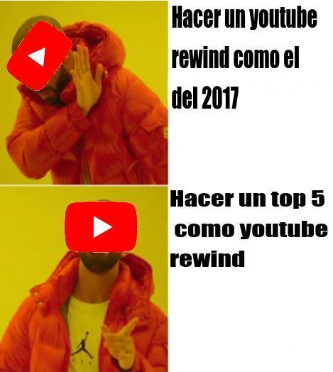 #youtuberewind2019 - meme