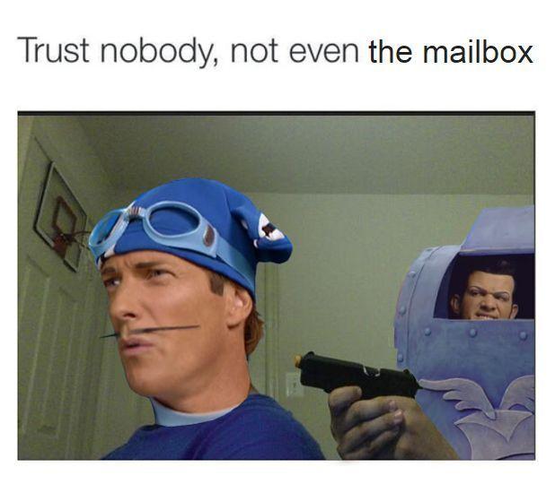 No Robbie eso no es de cracks - meme
