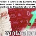 Le père Noël recrute !