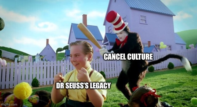Cancel cancel culture before they cancel you. - meme