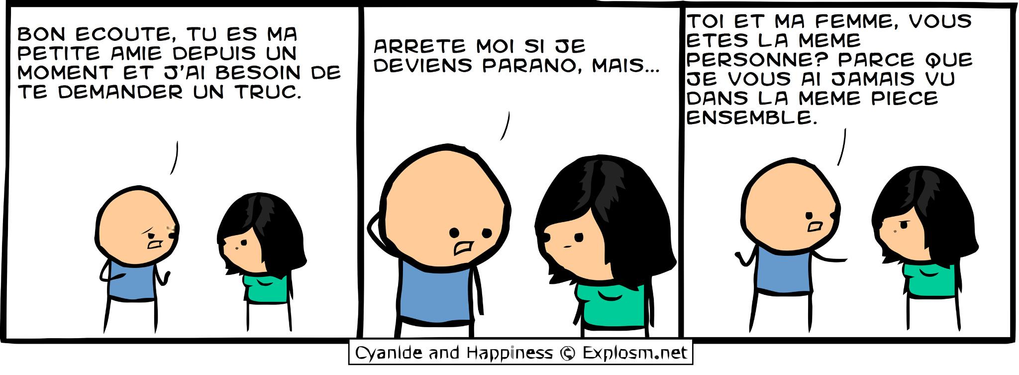Cyanure et Bonheur #4 - meme