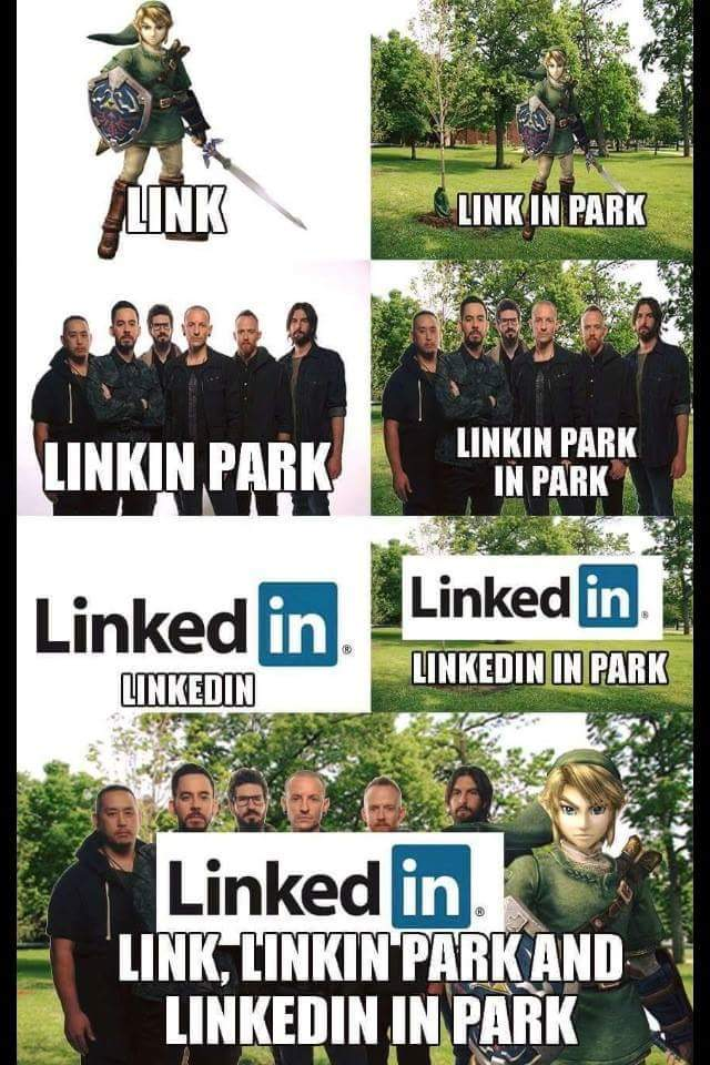 Linkin'Ception - meme