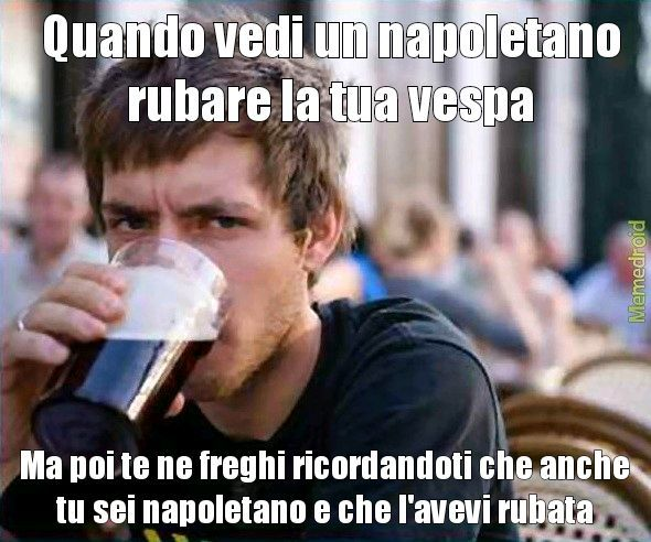 Napoli++ - meme