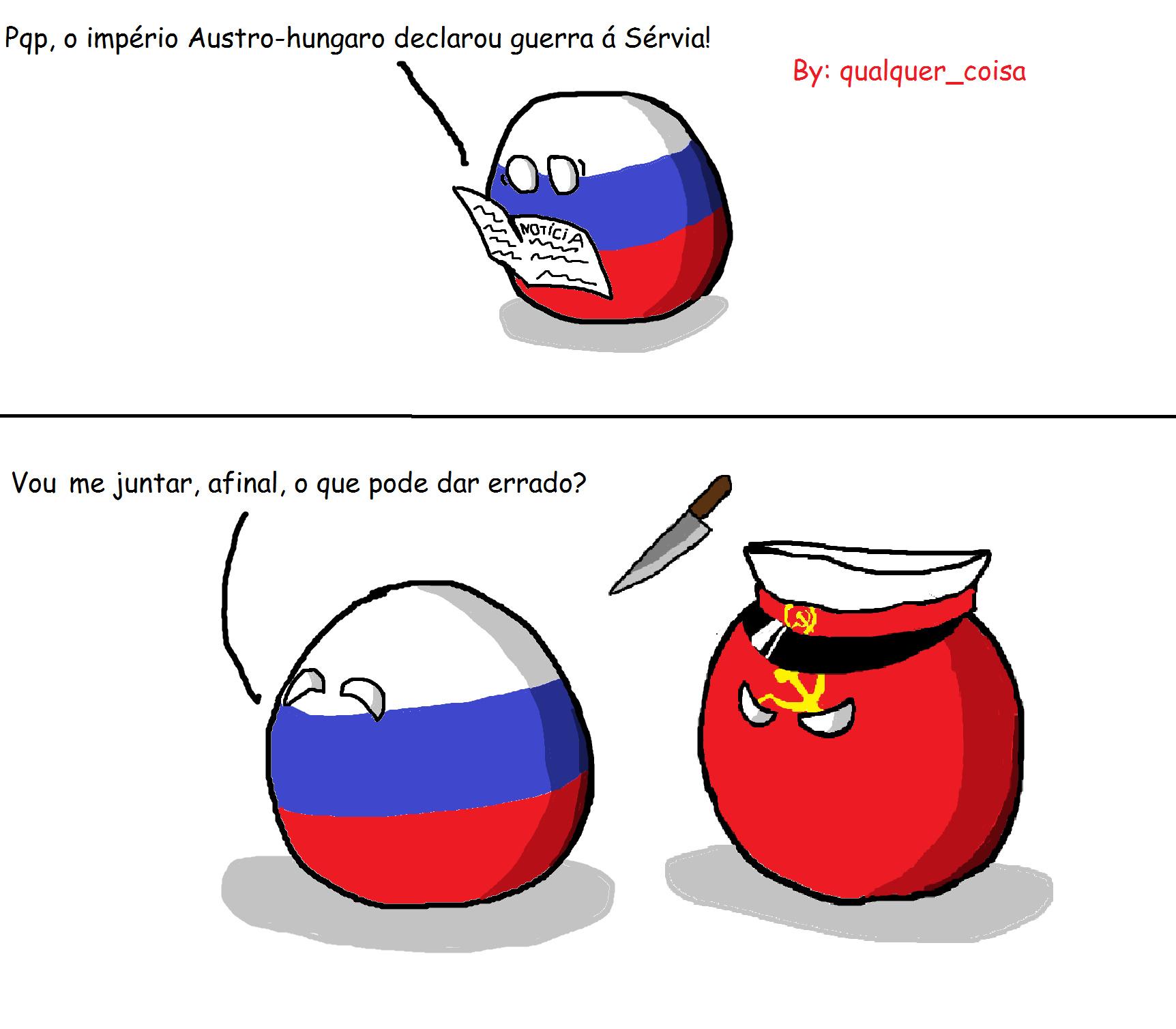 nada melhor que o mundo vermelho - meme