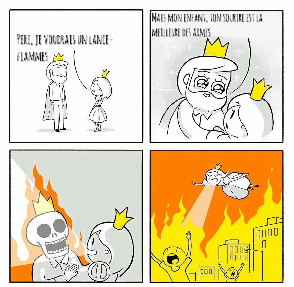 Plus besoin de dragon tyrannique - meme