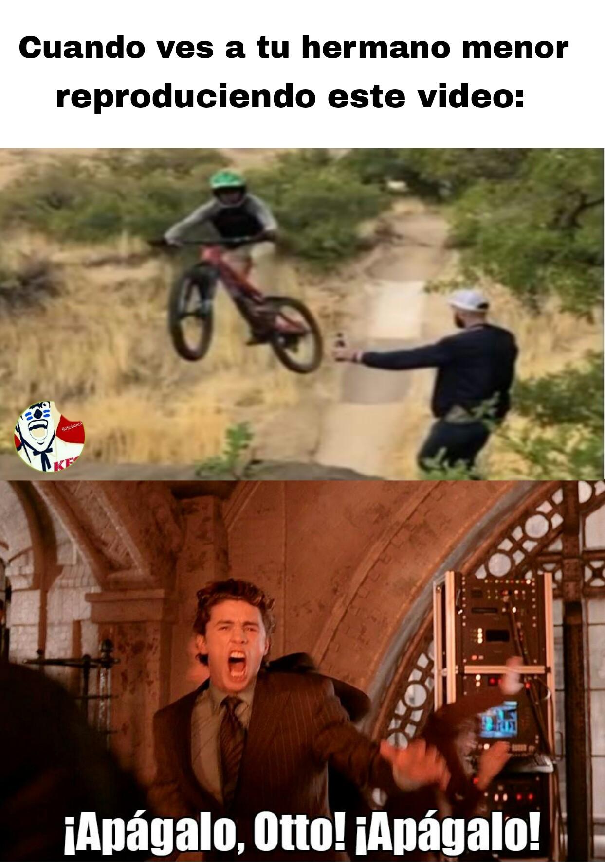 Apagalo Otto! Apagalo! - meme