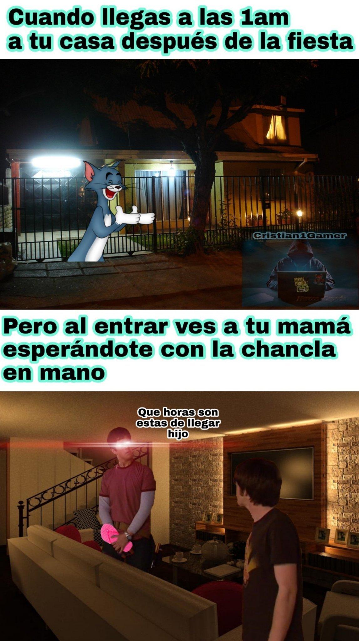 U: - meme