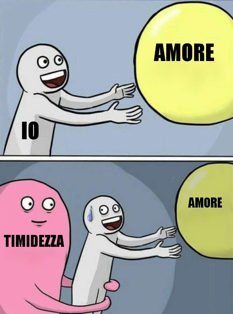 Amore - meme