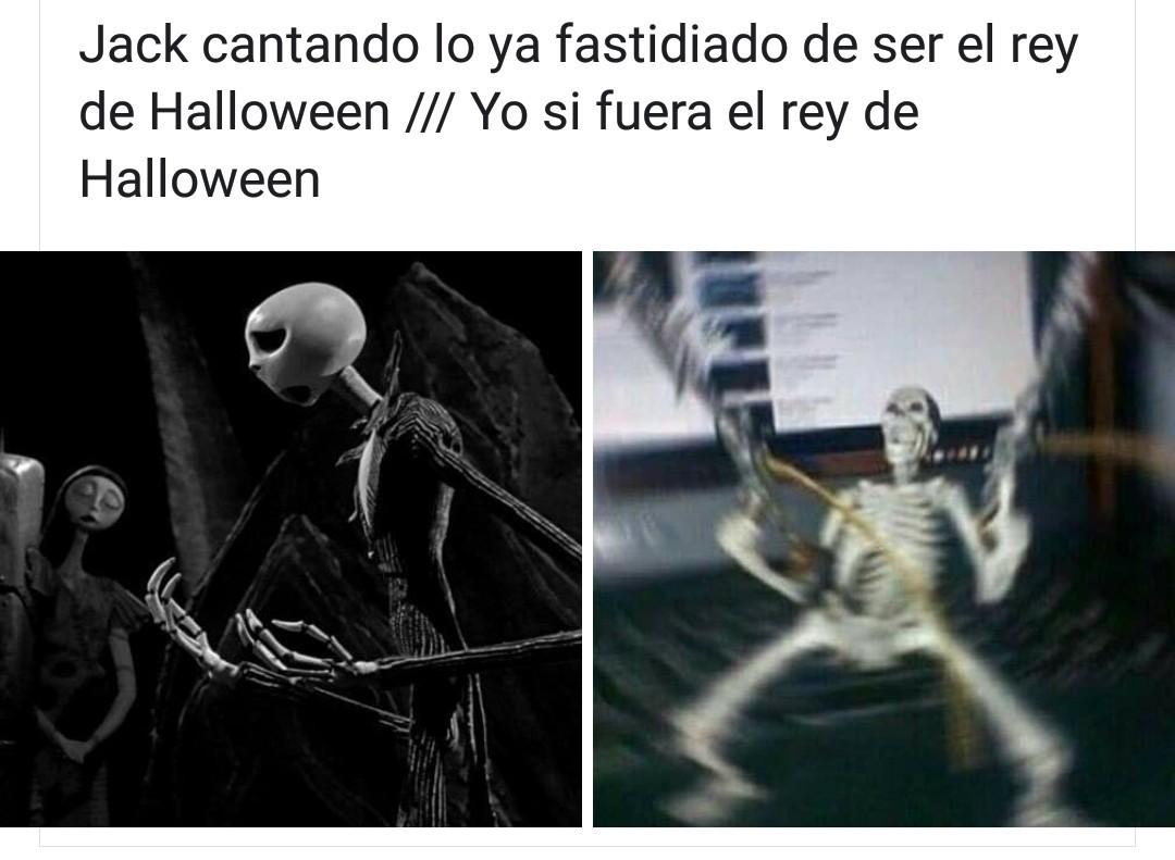 Feliz spooktober :D! - meme