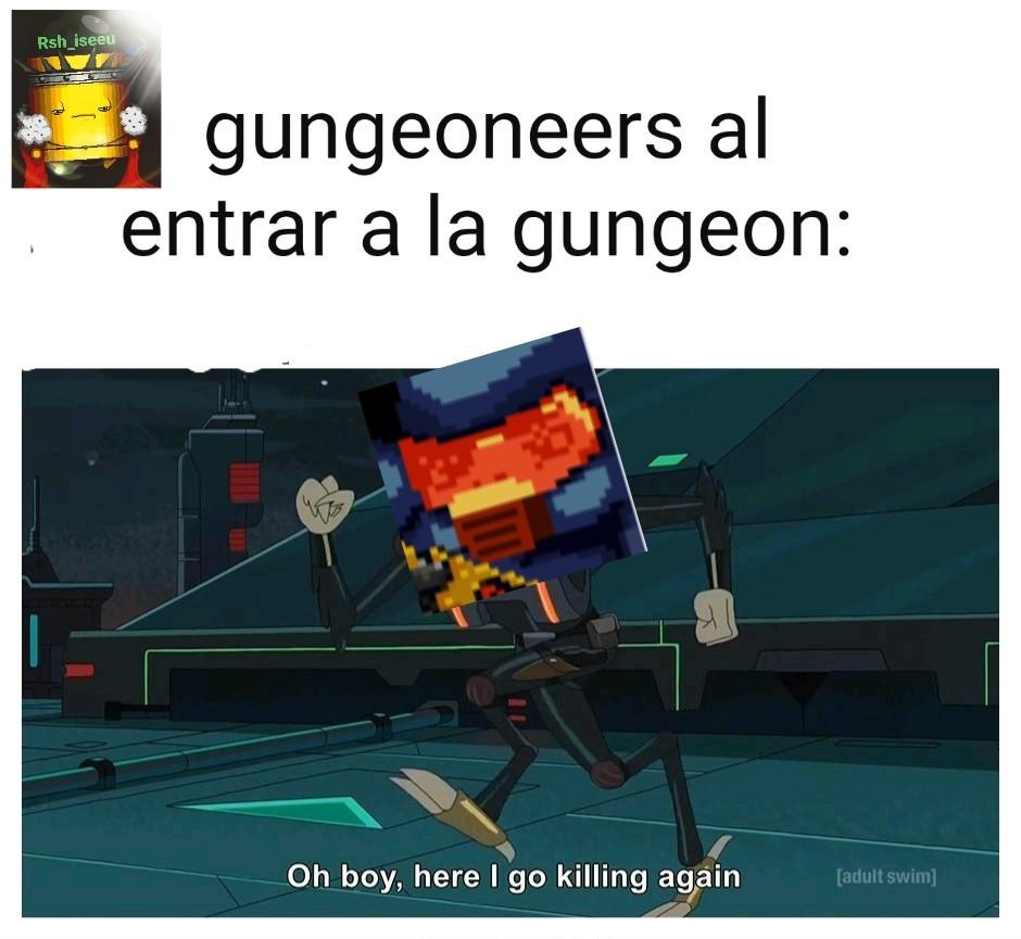 No sé si pueda ser una basura - meme