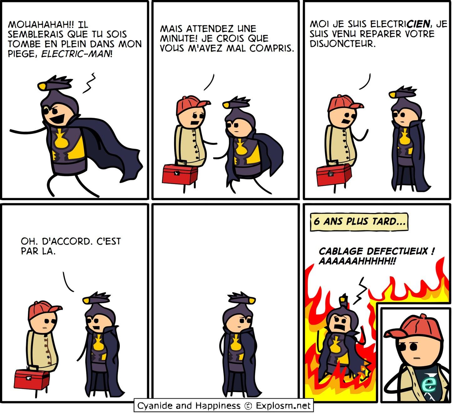 Cyanure et Bonheur #31 - meme