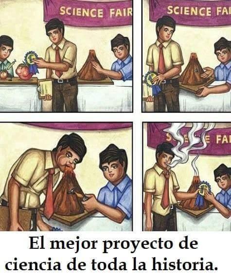 profe fumao - meme