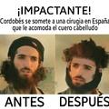 Respeto a los médicos españoles