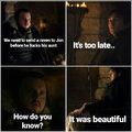 Bran knows