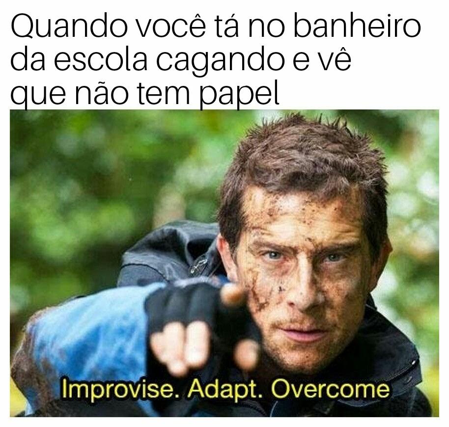 Overcome - meme