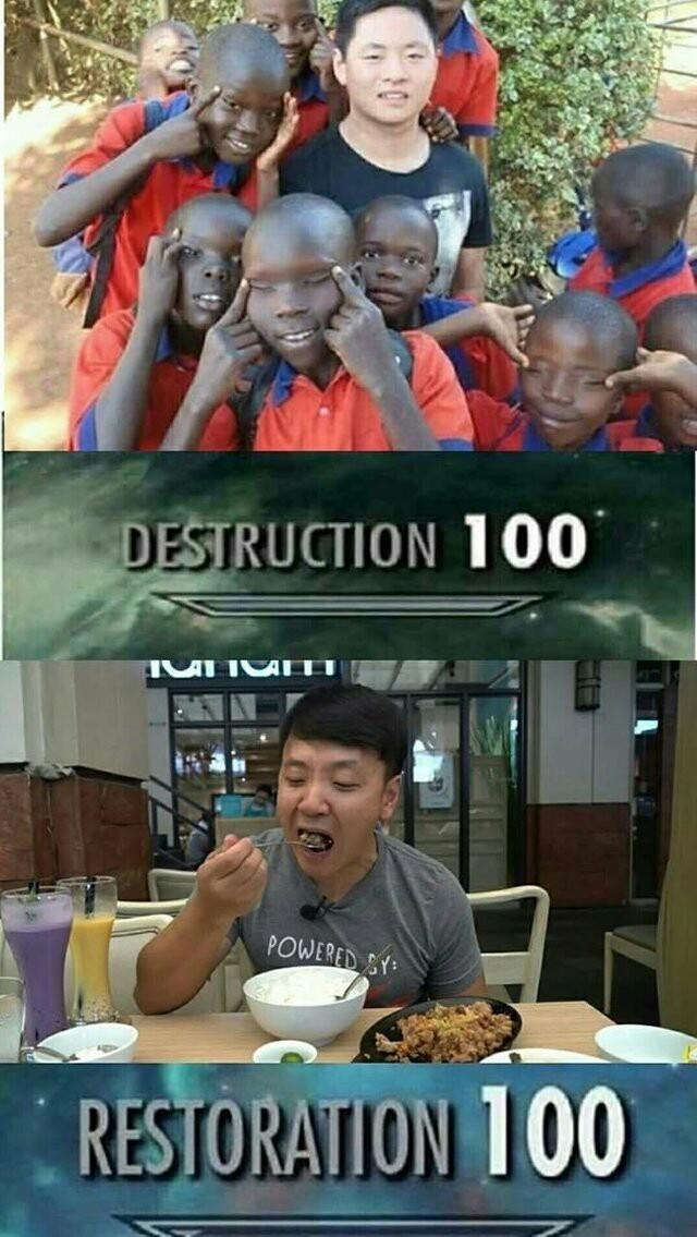 Ching chong 100 - meme