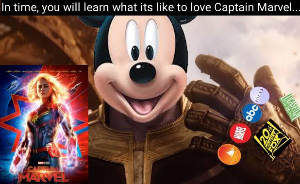 House of Mouse = New World Order! - meme