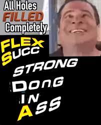 FLEX SUCC - meme