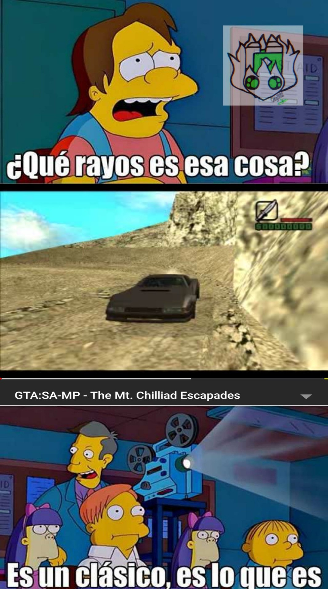 SOLO LOS OLDS DE YOUTUBE ENTENDERÁN - meme