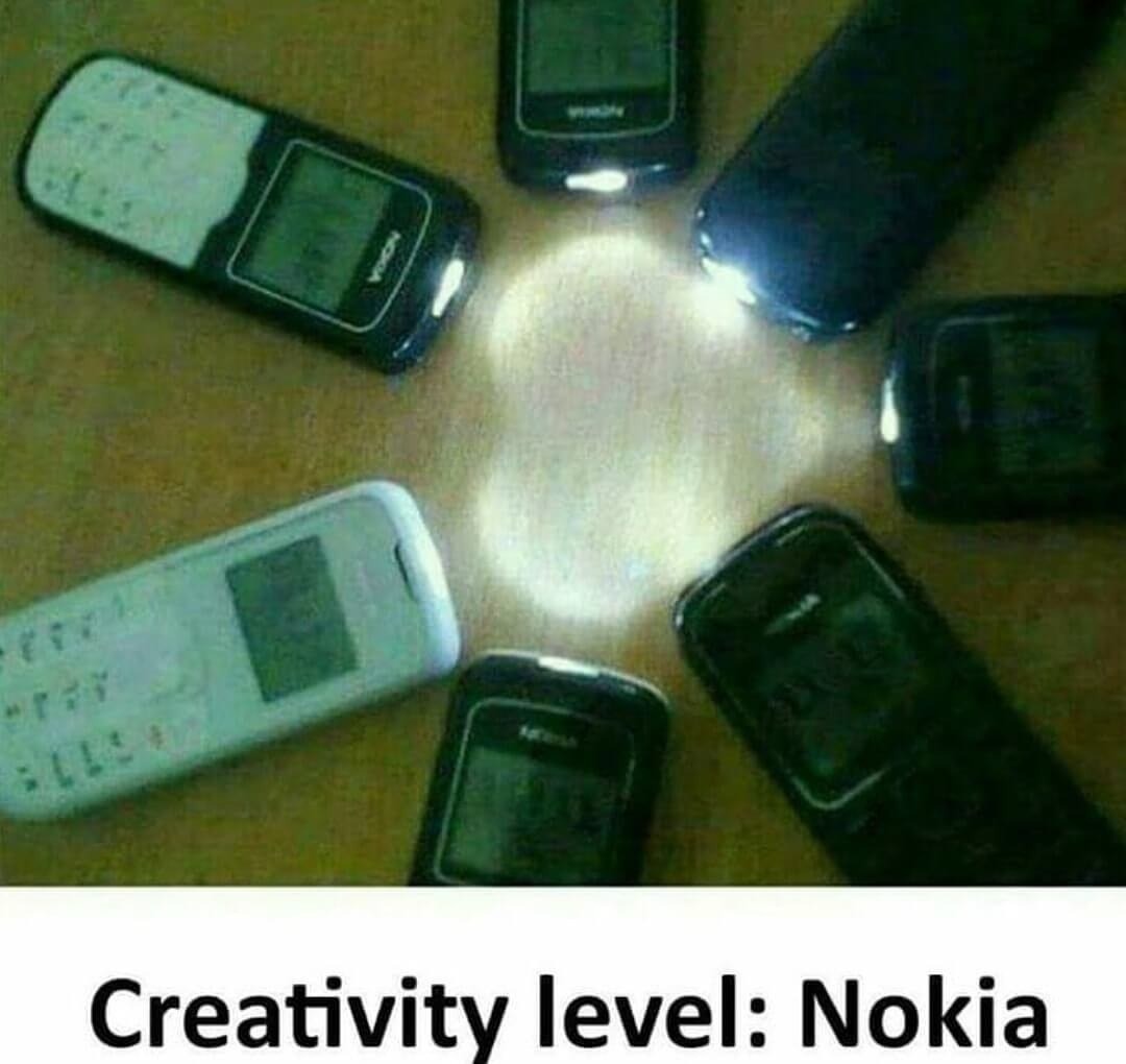 Nokia user like this - meme