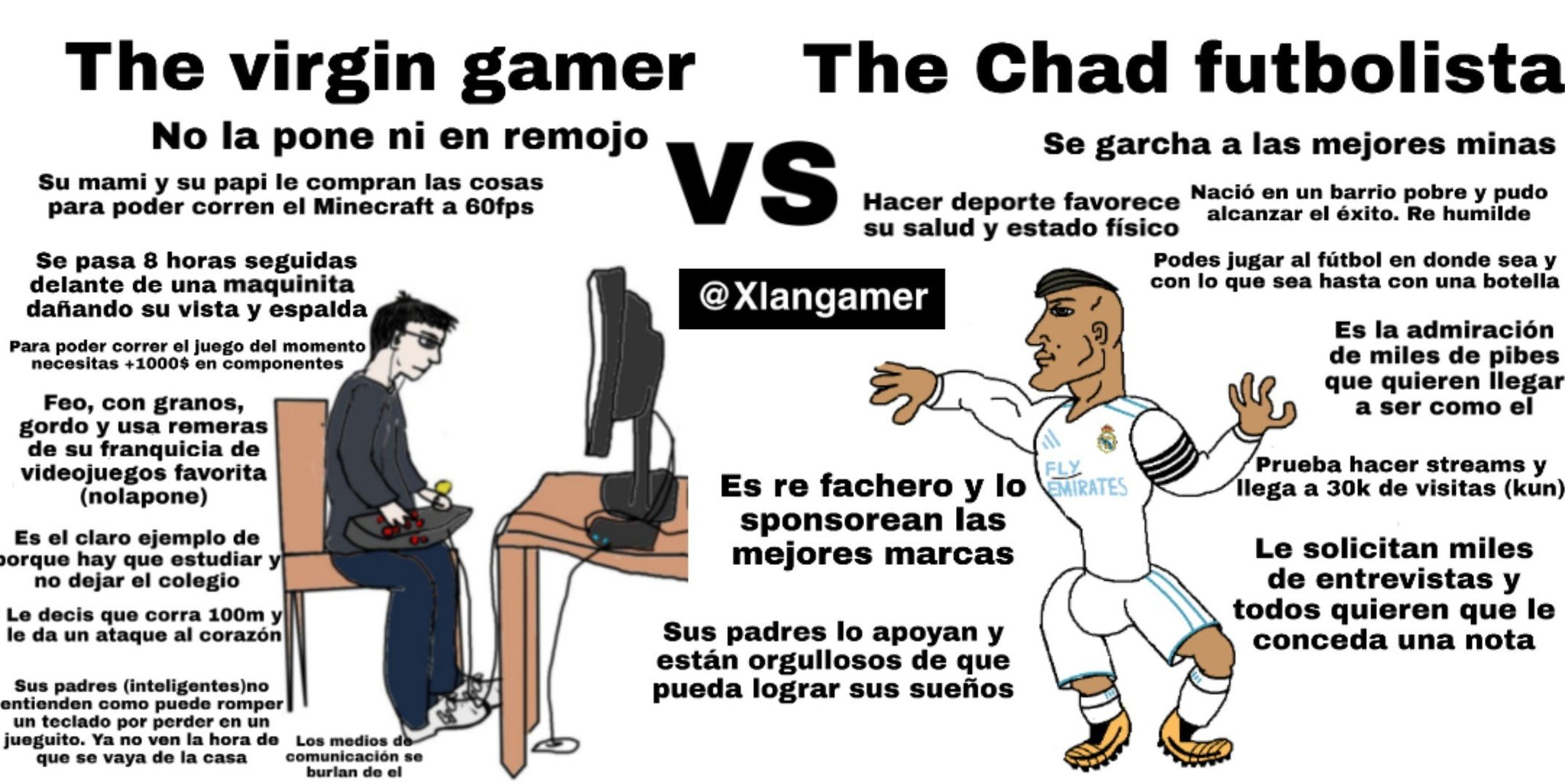 XlamGAMER :tom:. No lo rechazen no sean trolos - meme