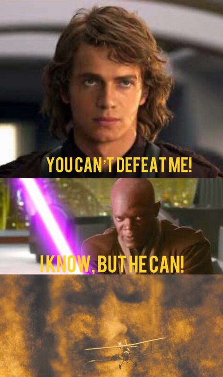 I hate sand - meme