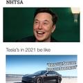 Elon always delivers