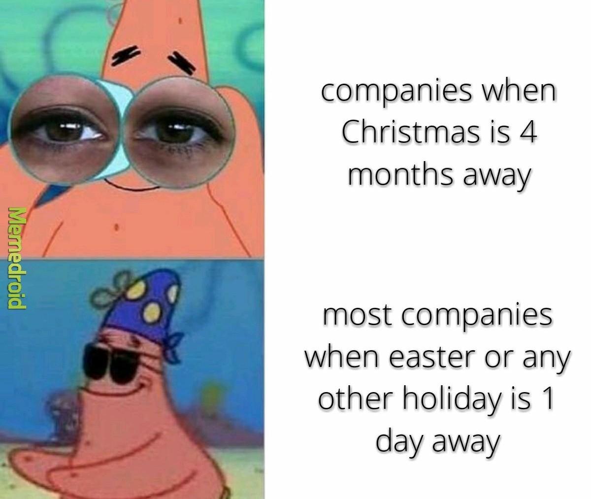 Companies - meme