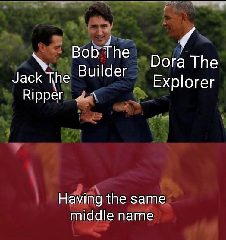 the - meme