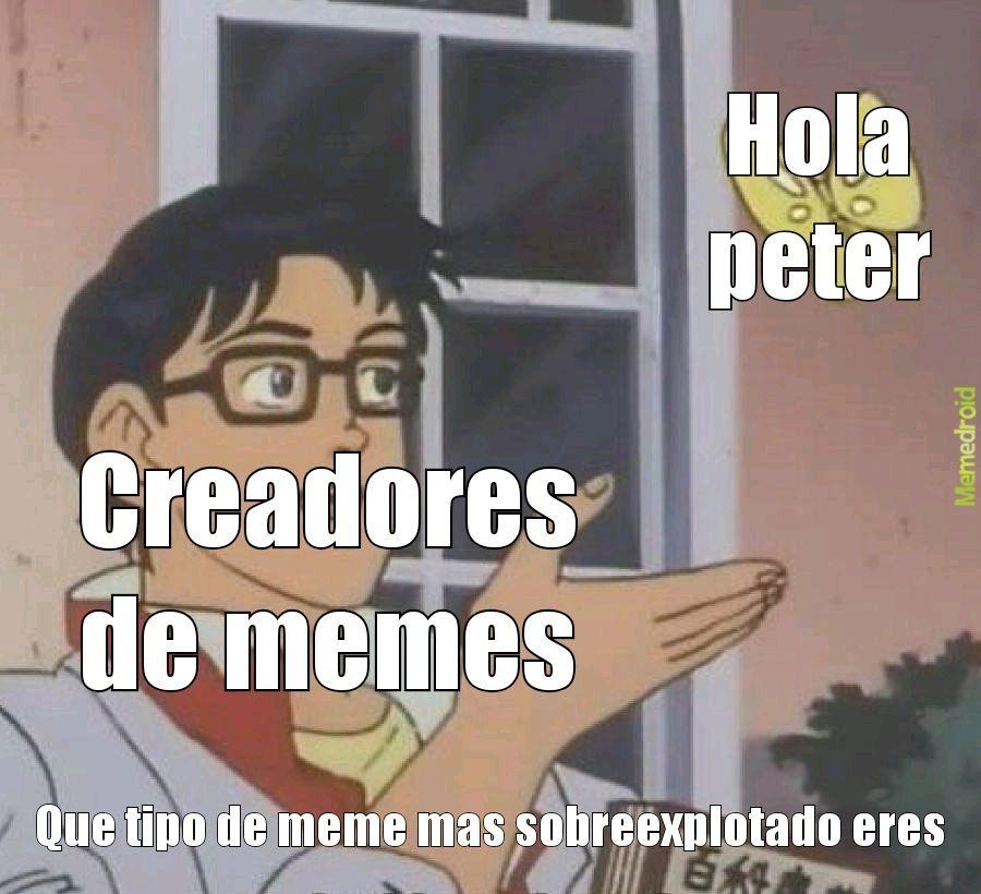 El meme mas sobreexplotado mas rapidamente el meme