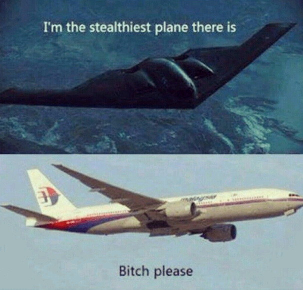 Malaysia airlines - meme