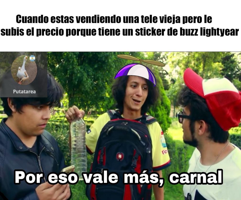 Original ;) - meme