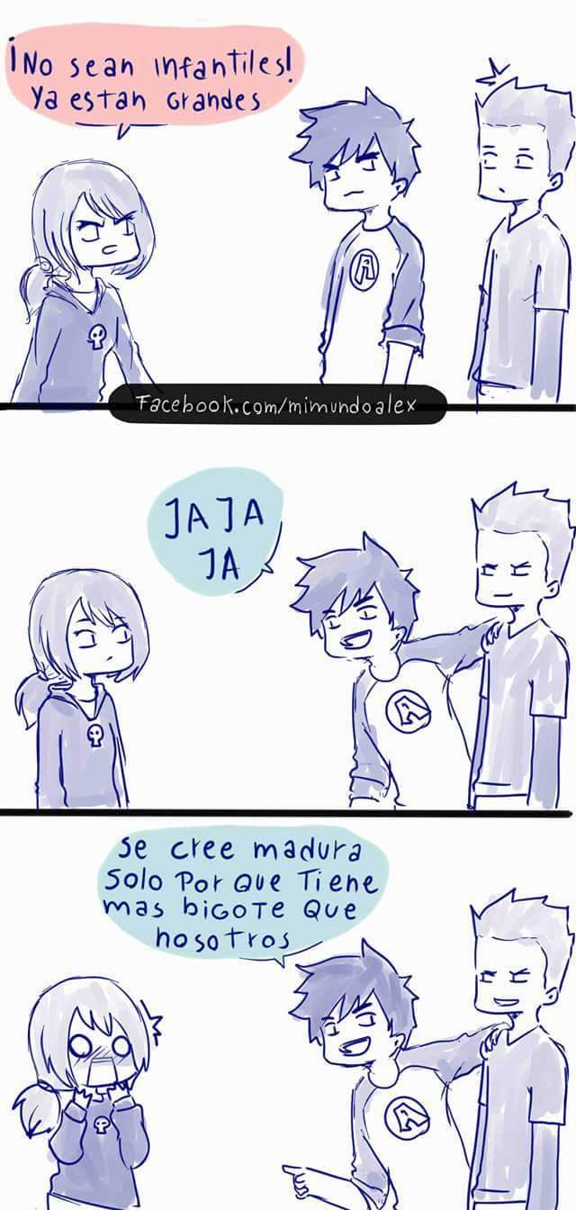 Me encantan los dibujos de mimundoalex - meme