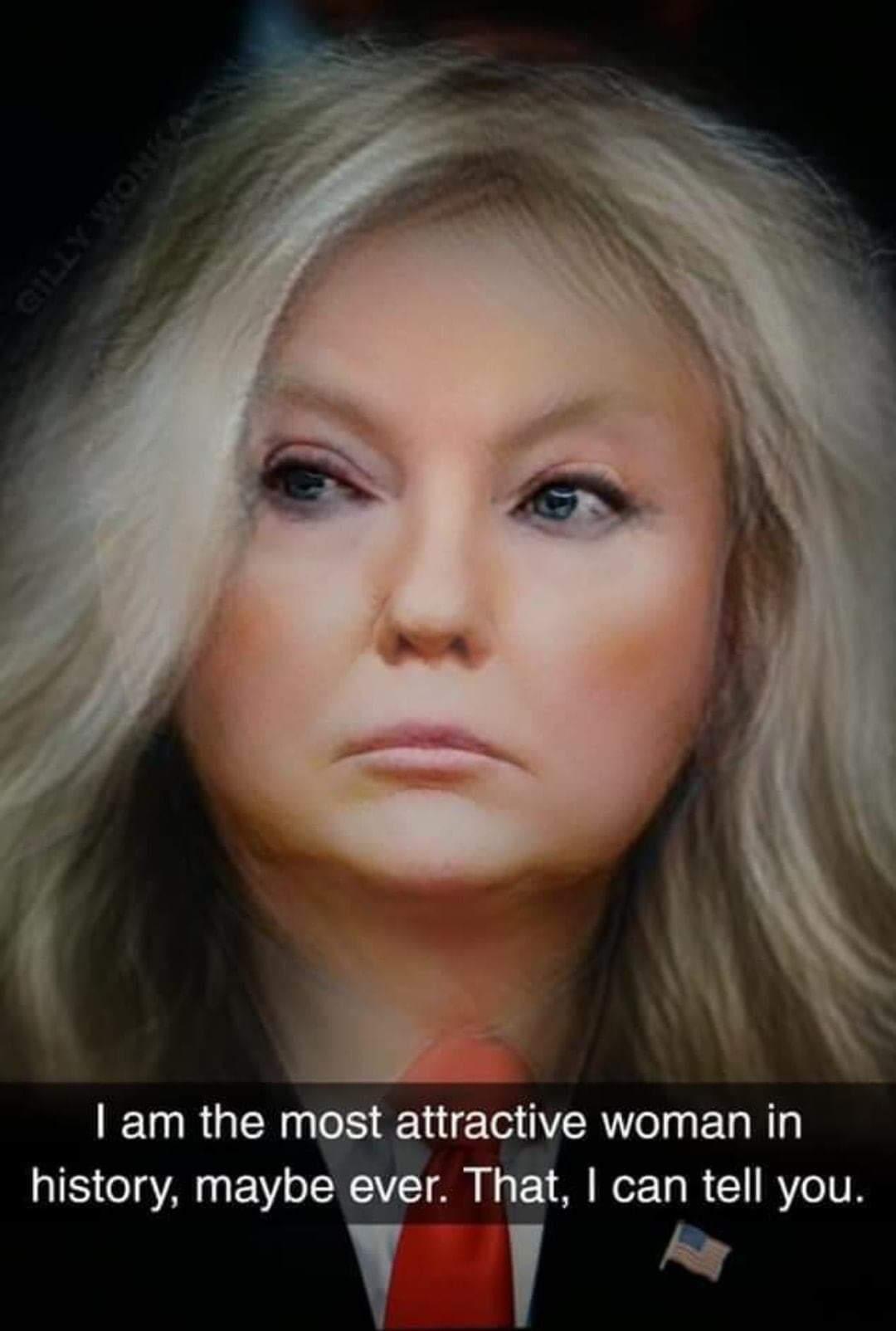 Oh My Mrs. President... - meme