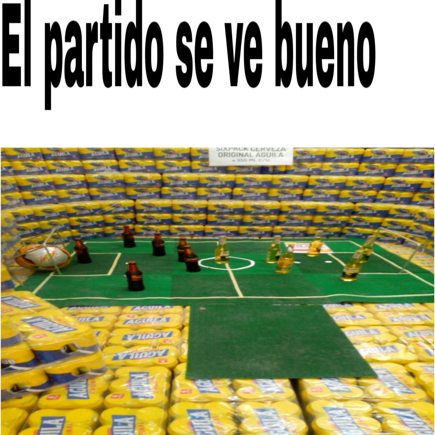Rivalidad epica - meme