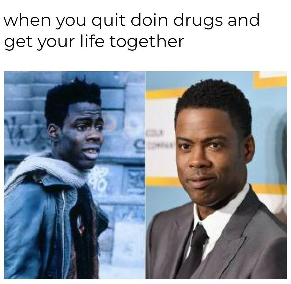 Crack is wack - meme