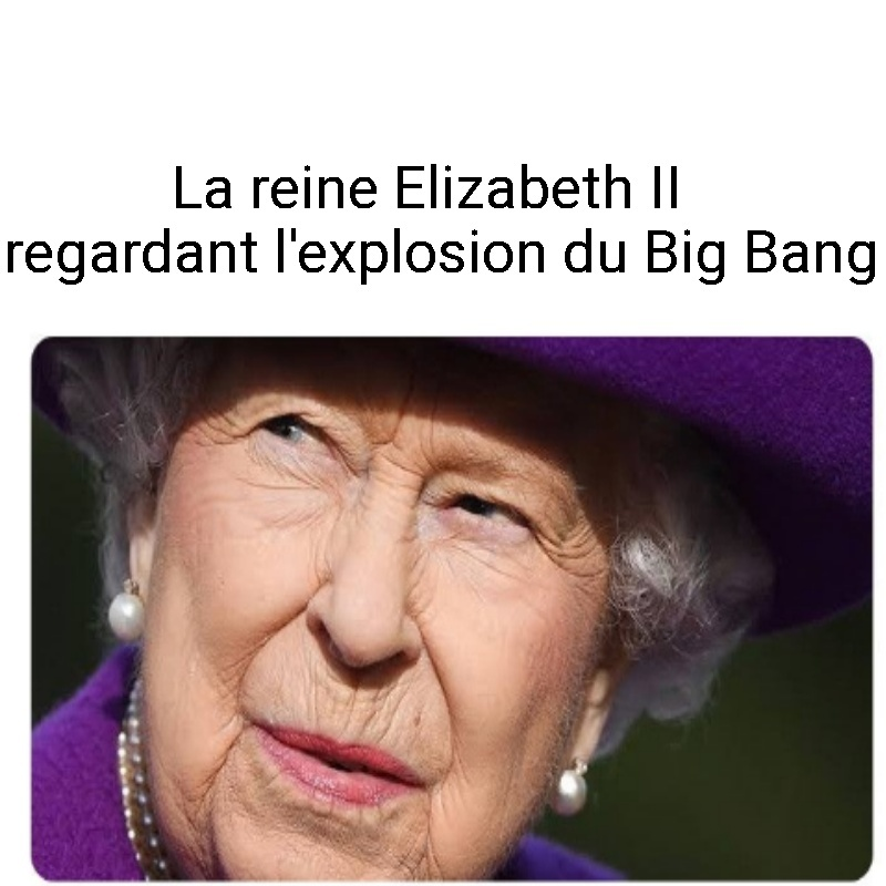 Le titre est mort avant Elisabeth II - meme