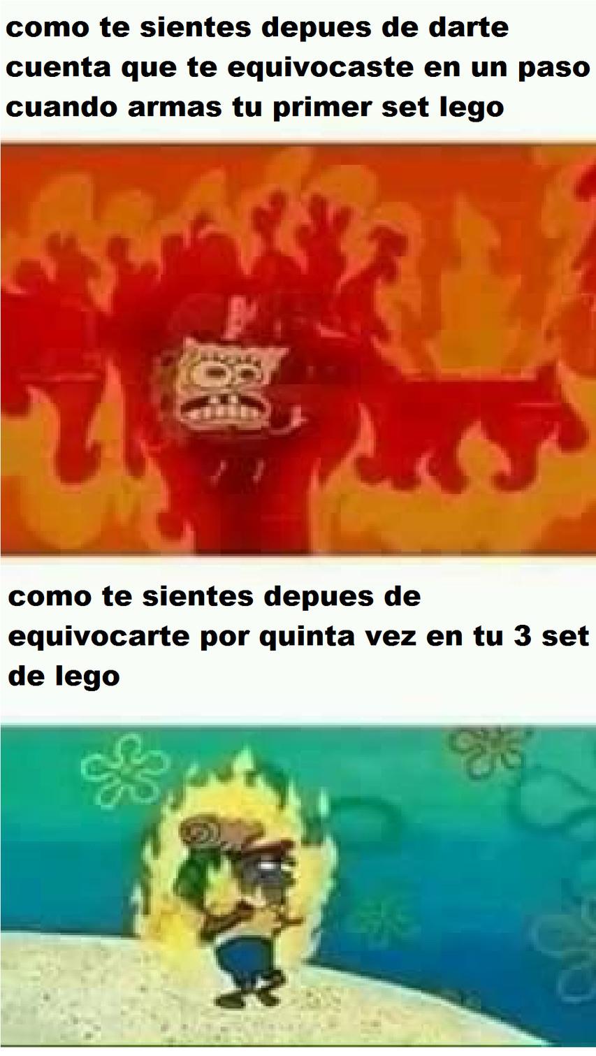 legos - meme