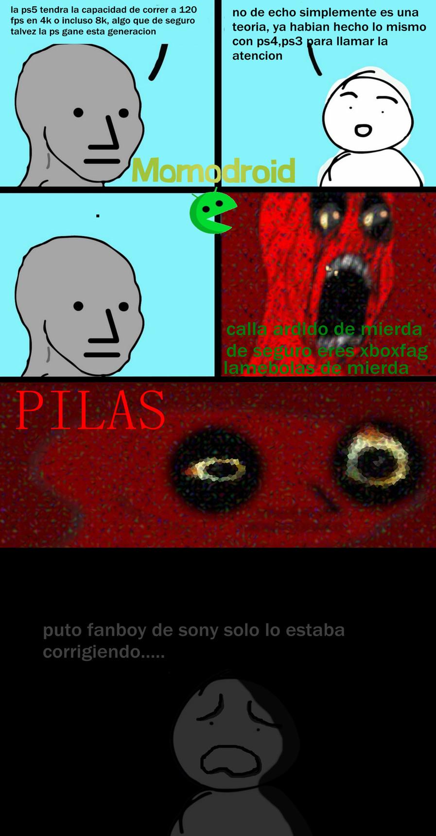P I L A S - meme