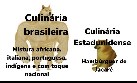 Hambúrguer de Jaré - meme