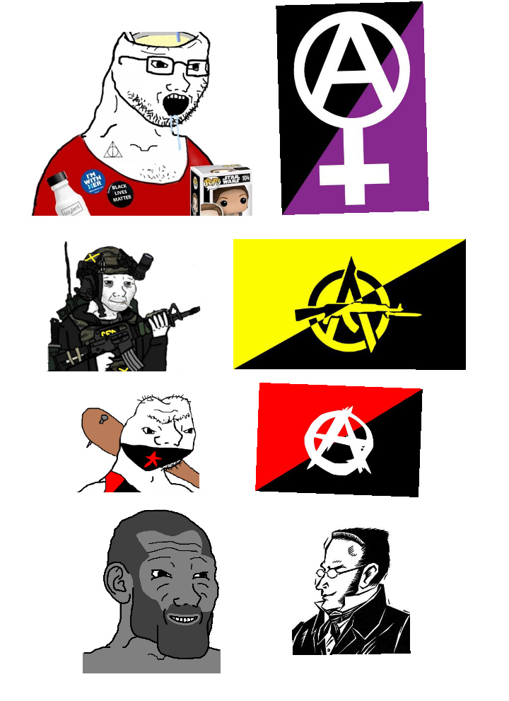 Anarquía - meme