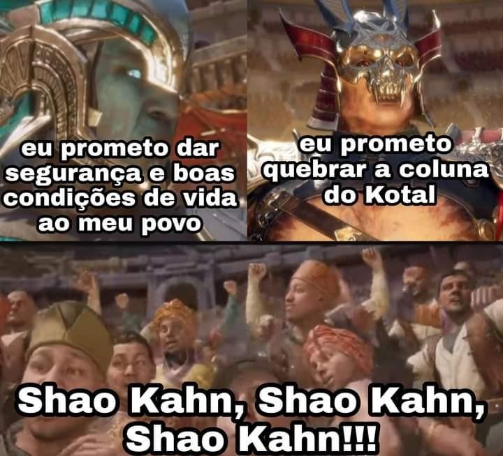 Shao Kahn 2022 - meme