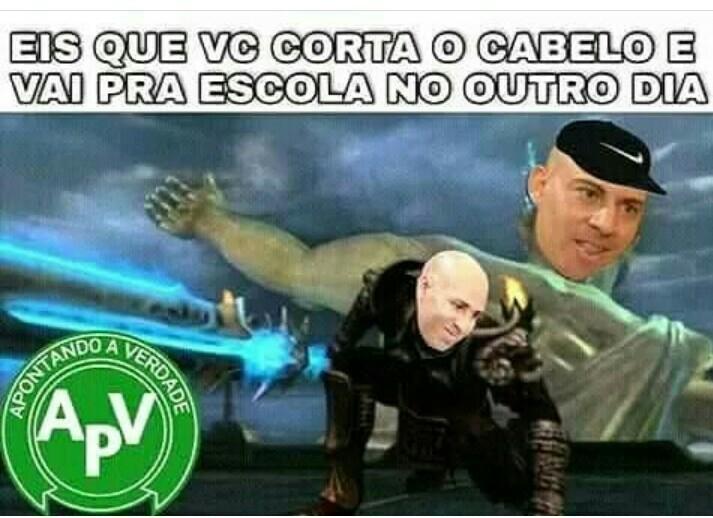 CARECA - meme