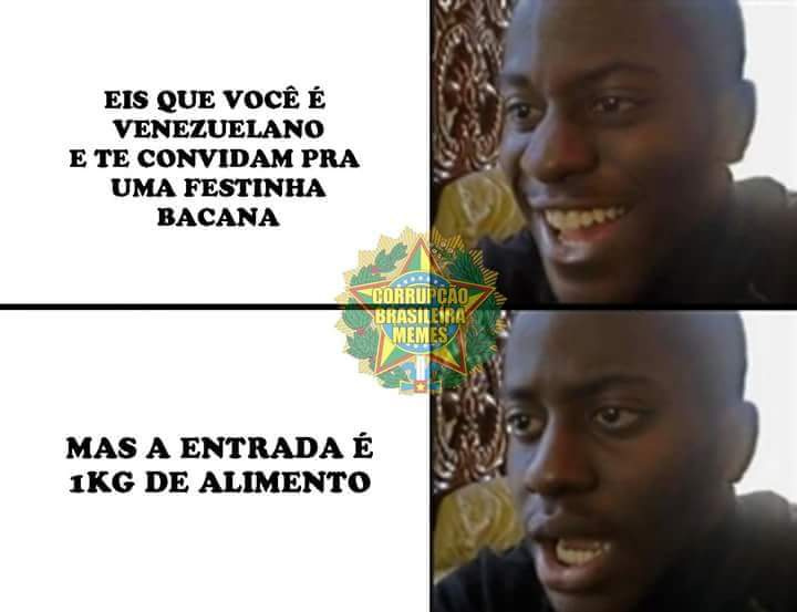 Maduro forever - meme