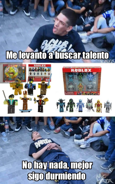 Juguetes de Roblox - meme