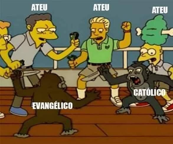 Ateu - meme