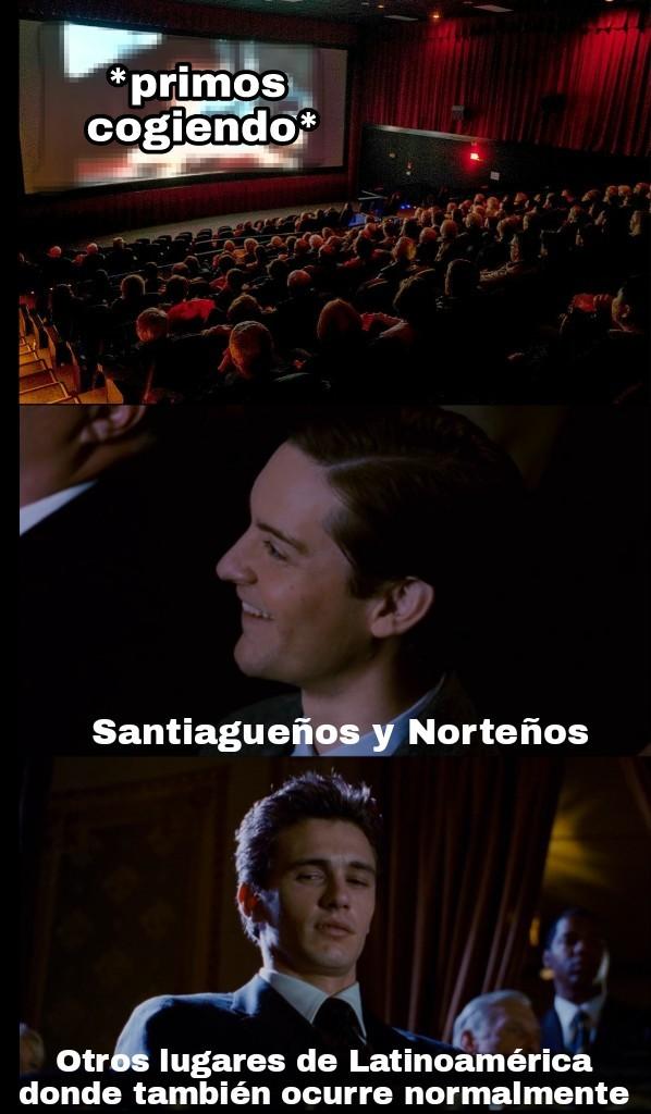Supongo que es cosa de Latinos - meme